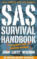 Sas survival handbook (updated edn) - john 'lofty' wiseman (ISBN 9780007595860)