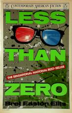 Less Than Zero - Bret Easton Ellis (ISBN 9780140088946)