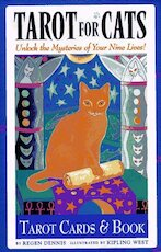 Tarot for Cats - Regen Dennis (ISBN 9780028608280)