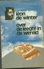 Over de leegte in de wereld - Léon de Winter