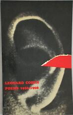 Poems 1956-1968 - Leonard Cohen (ISBN 9780224617765)