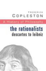 The rationalists / Descartes to Leibnitz