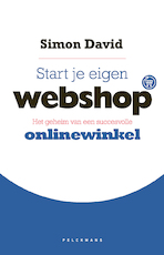 Start je eigen webshop - Simon David (ISBN 9789463372961)