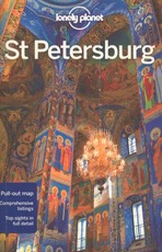 Lonely Planet St Petersburg dr 5 (ISBN 9781741793277)