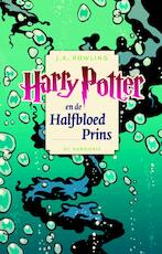 Harry Potter en de halfbloed prins - J.K. Rowling (ISBN 9789061699811)