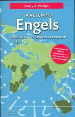 Taaltempo Engels - Hilary A. Phillips (ISBN 9789046902592)