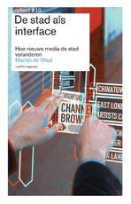 De stad als interface - Martijn de Waal (ISBN 9789462080751)