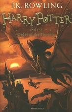 Harry Potter and the Order of the Phoenix - j. k. rowling (ISBN 9781408855935)