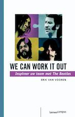 We can work it out - E. Van Vooren (ISBN 9789077442029)