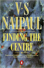 Finding the Centre - Vidiadhar Surajprasad Naipaul (ISBN 9780140073959)