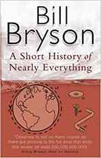 Short history of nearly everything - bill bryson (ISBN 9780552151740)