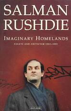 Imaginary Homelands - Salman Rushdie (ISBN 9780140140361)