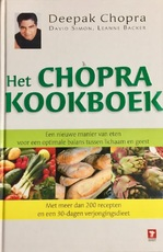 Het Chopra-kookboek - Deepak Chopra, David Simon, Leanne Backer