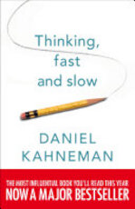 Thinking, Fast and Slow - Daniel Kahneman (ISBN 9781846140556)