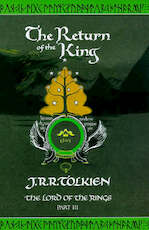The Lord of the Rings: The return of the king - John Ronald Reuel Tolkien (ISBN 9780261102330)