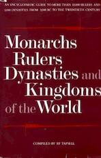 Monarchs, Rulers, Dynasties and Kingdoms of the World