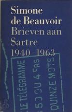 Brieven aan Sartre - Simone de Beauvoir, Sylvie Le Bon de Beauvoir, Truus Boot