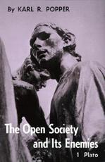Open Society and Its Enemies, Volume 1 - Karl R. Popper (ISBN 9780691019680)