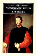 The prince - Niccolò Machiavelli, George Bull (ISBN 9780140447521)