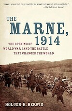 The Marne, 1914 - Holger H. Herwig (ISBN 9780812978292)