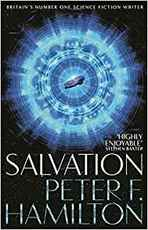 Salvation - Peter F Hamilton (ISBN 9781447281344)