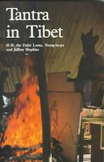 Tantra in Tibet - H. H. the Dalai Lama Tsong-Ka-Pa, Jeffrey Hopkins (ISBN 9780937938492)