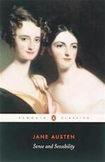Sense and Sensibility - Jane Austen (ISBN 9780141439662)