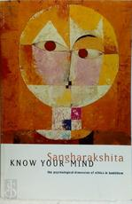Know Your Mind - Sangharakshita (ISBN 9780904766790)