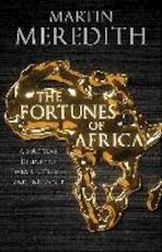 Fortunes of Africa - Martin Meredith (ISBN 9781471135453)