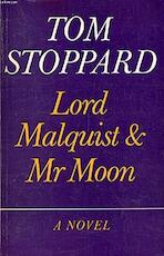 Lord Malquist and Mr. Moon - Tom Stoppard (ISBN 9780571115297)