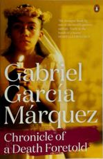 Chronicle of Death foretold - Gabriel Garcia Marquez (ISBN 9780241972335)