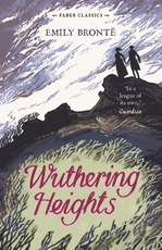 Faber children's classics Wuthering heights - emily bronte (ISBN 9780571337118)