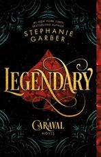 Caraval (02): legendary - stephanie garber (ISBN 9781250095329)