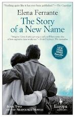 Story of a new name - elena ferrante (ISBN 9781609451349)