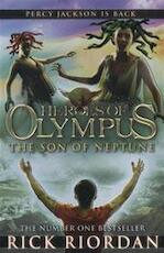 Heroes of Olympus 02. The Son of Neptune - rick riordan (ISBN 9780141335735)