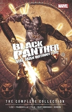 Black panther: the man without fear - the complete collection - david liss (ISBN 9781302907723)