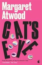 Cat's eye - margaret atwood (ISBN 9780349013084)