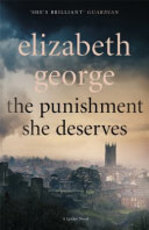 The Punishment She Deserves - Elizabeth George (ISBN 9781444786620)