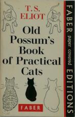Old Possum's book of practical cats - Thomas Stearns Eliot (ISBN 9780571045785)