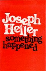 Something happened - Joseph Heller (ISBN 9780224010658)