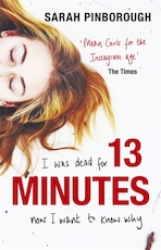 13 minutes - sarah pinborough (ISBN 9780575097377)