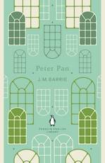 Penguin english library Peter pan - J. M. Barrie (ISBN 9780241341391)