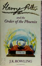Harry Potter and the Order of the Phoenix - Jk Rowling (ISBN 9781408810590)