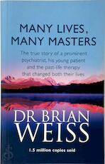 Many lives, many masters - Brian Weiss (ISBN 9780749913786)
