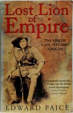 Lost Lion of Empire - Edward Paice (ISBN 9780006530732)