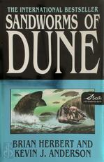 Sandworms of Dune - Brian Herbert (ISBN 9780765312938)