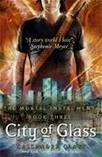 City of Glass - Cassandra Clare (ISBN 9781406307641)