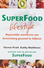 SuperFood lifestyle - S. Pratt, K. Matthews (ISBN 9789038917825)