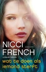 Wat te doen als iemand sterft - Nicci French (ISBN 9789026331817)
