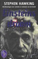 Einsteins droom - Stephen Hawking, Ronald Jonkers (ISBN 9789057135361)